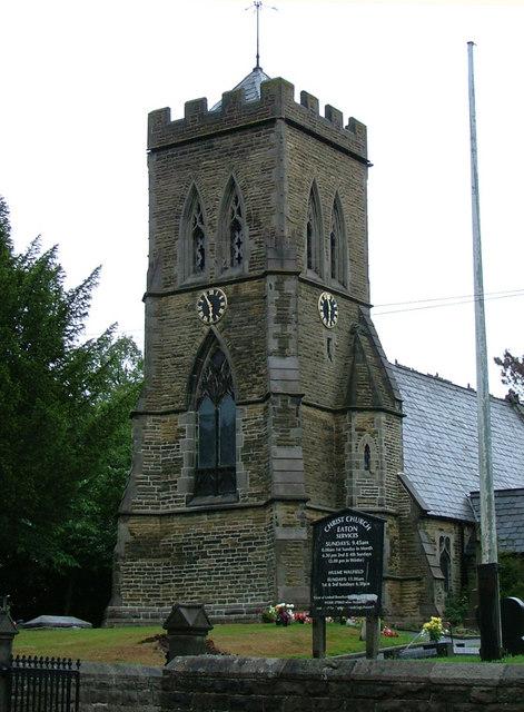 Christ Church Eaton Wikipedia