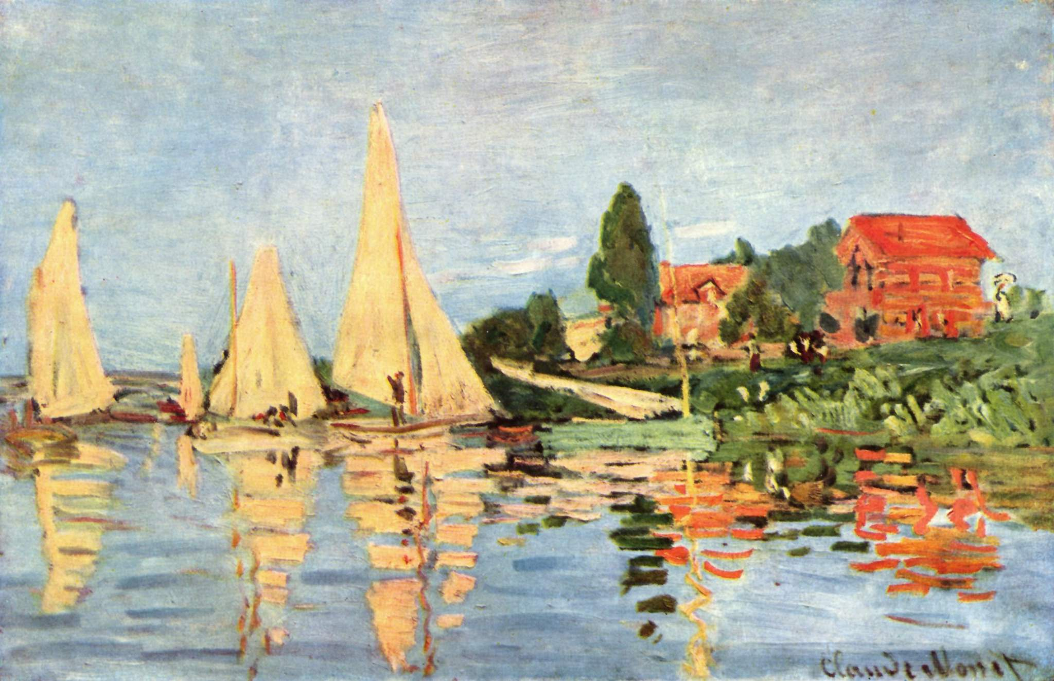 File claude monet for Monet paintings images