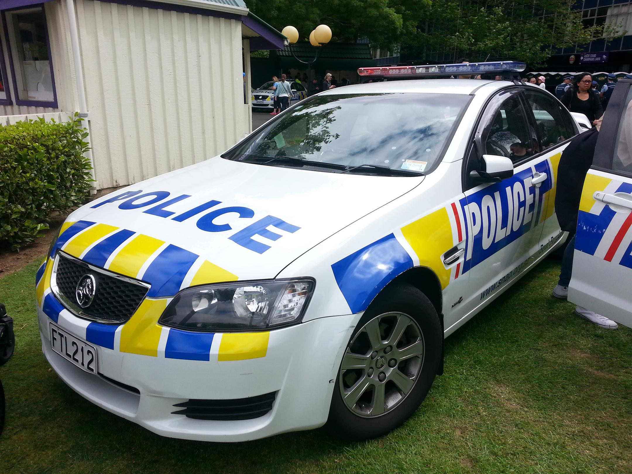 Nz Shooting Wikipedia: New Zealand Police