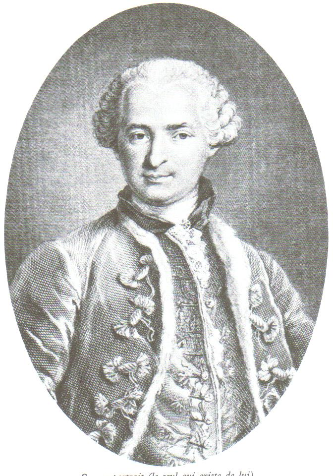 Count Of St Germain Wikiquote