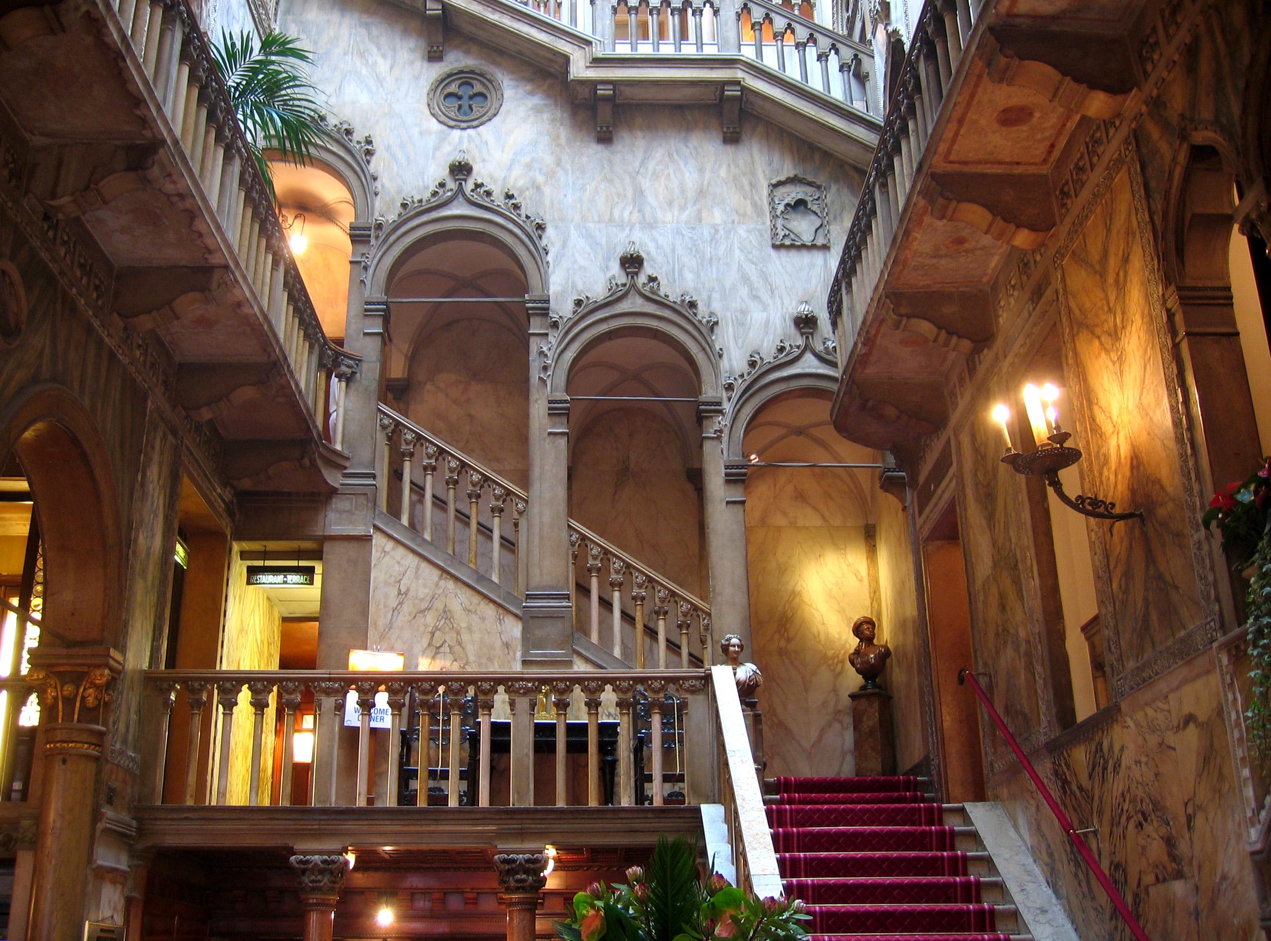 Коридорите Danielli_Hotel_in_Venice