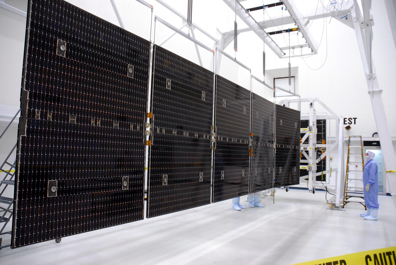 nasa solar panel - photo #45