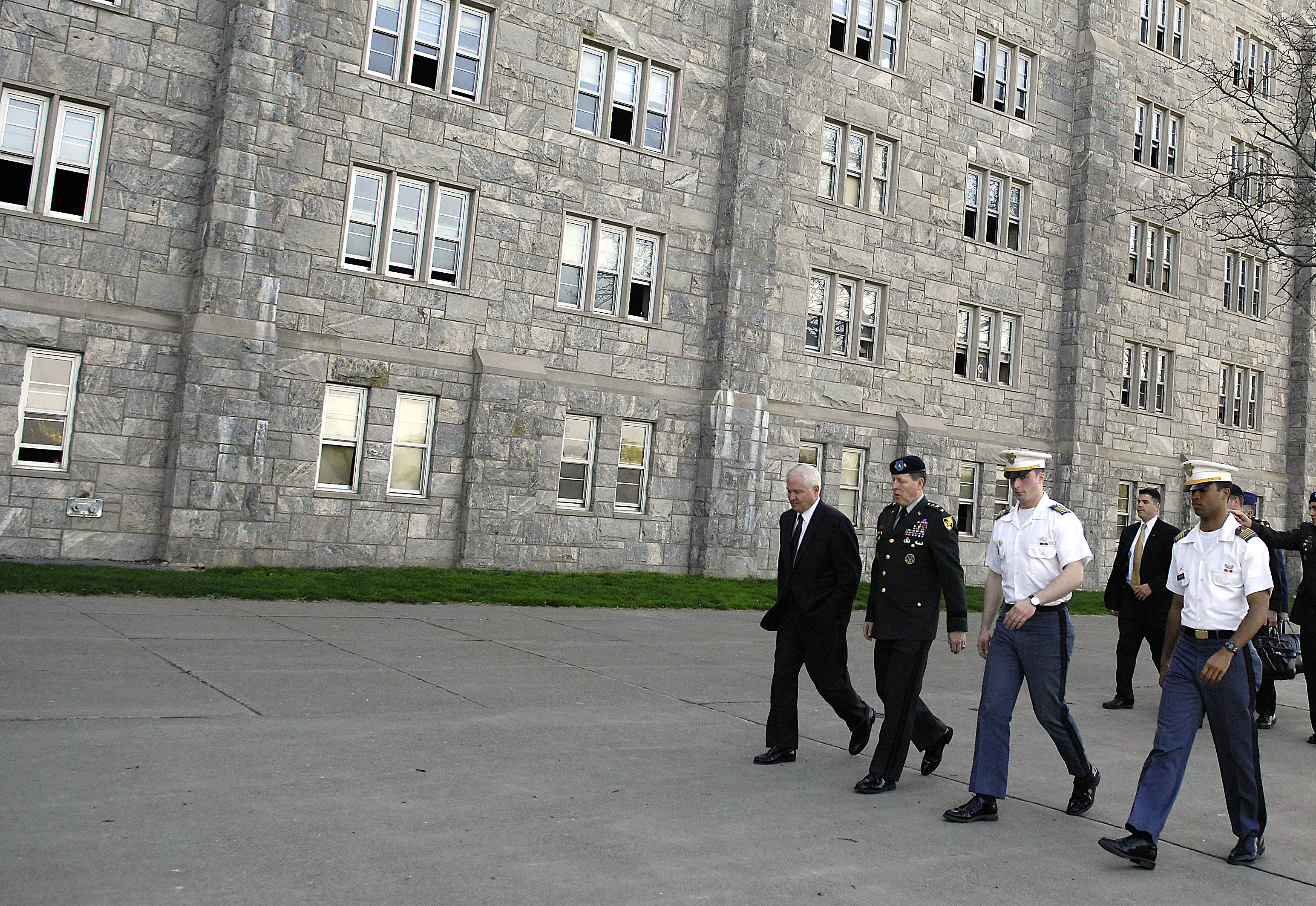 Reason for attending West Point (nomination essay)