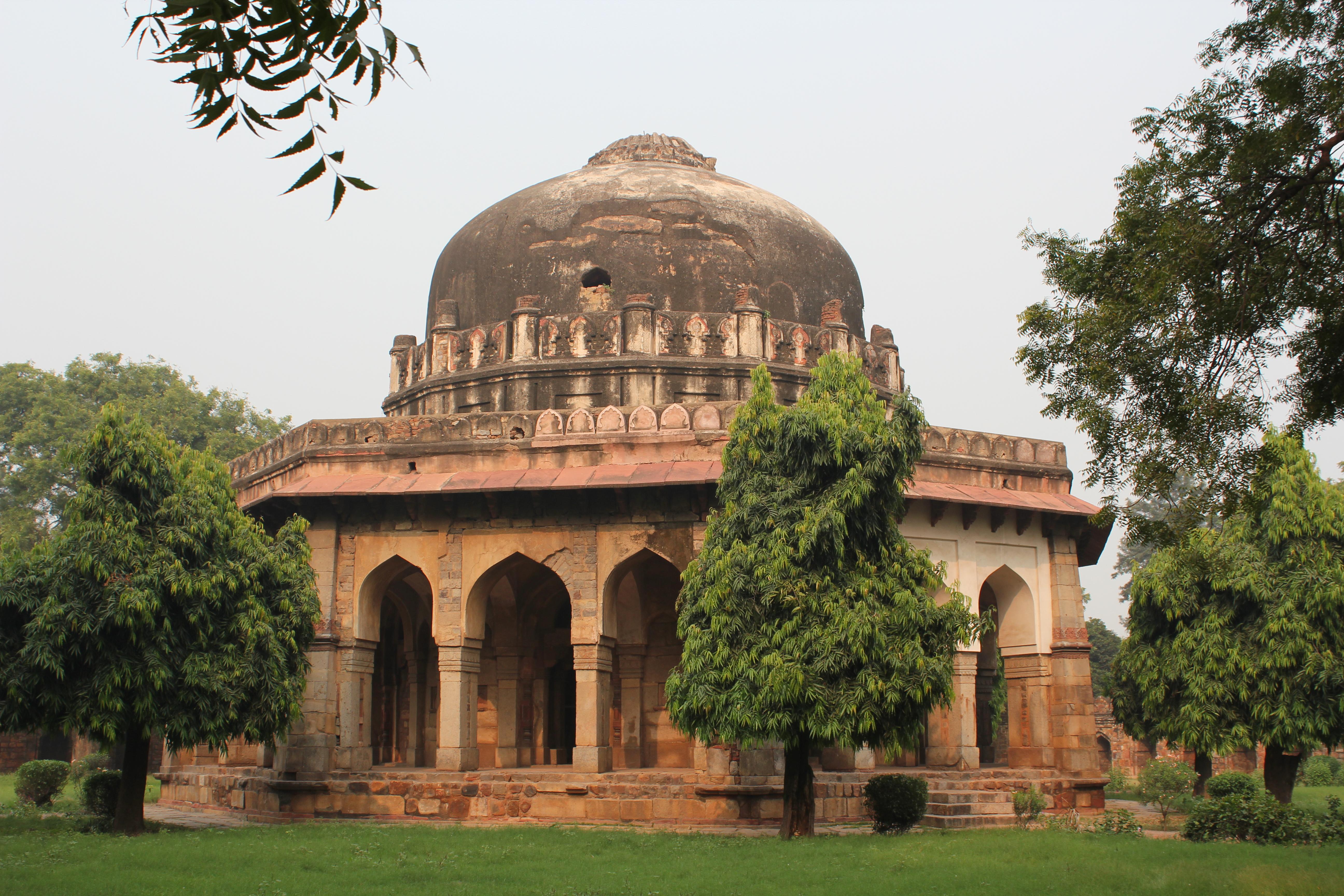 File Delhi Lodi Gardens Tomb Of Sikandar Lodi