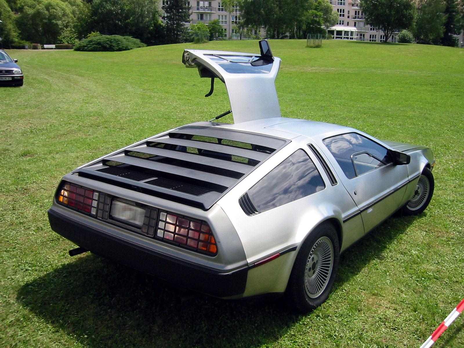 Was The Delorean A Sports Car