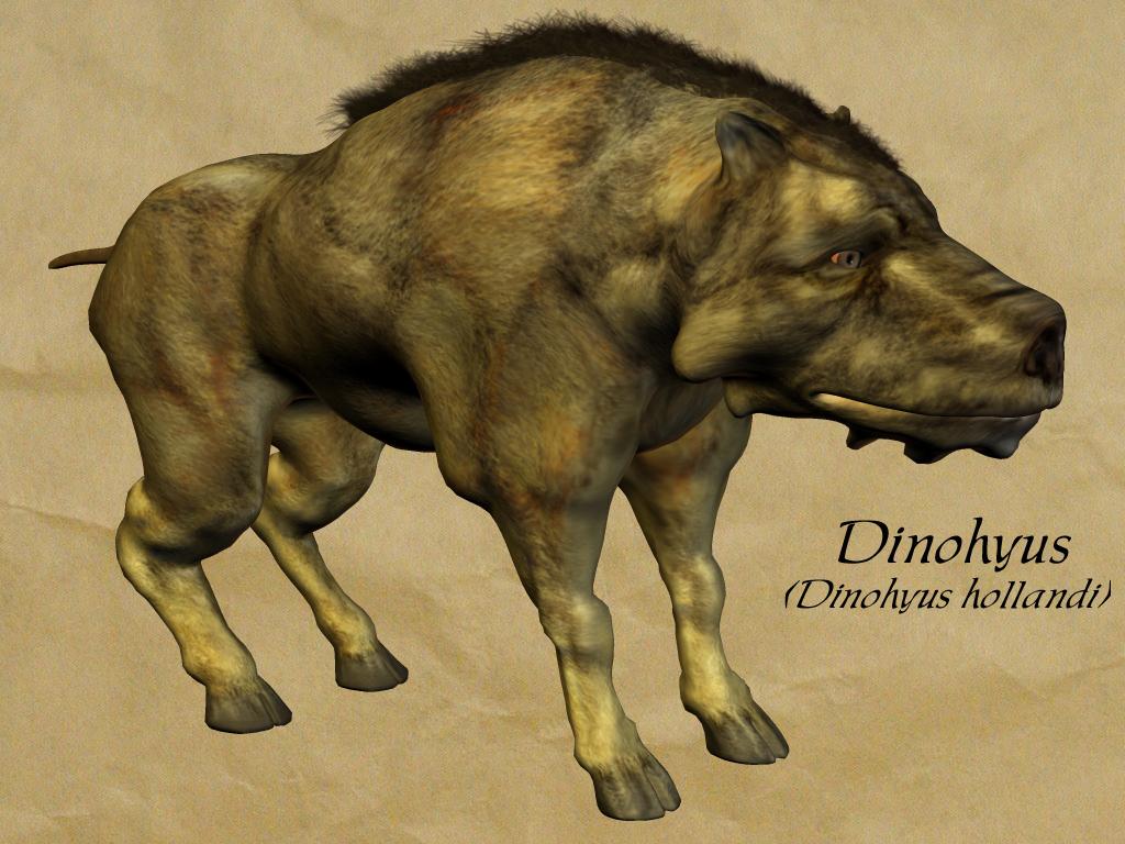 Holland Holland Wikipedia >> File:Dinohyus hollandi.jpg - Wikimedia Commons