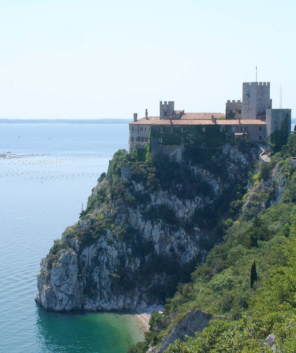 Trieste Castle Duino Duino Castle.jpg