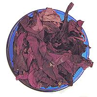 Dulse, a type of edible seaweed