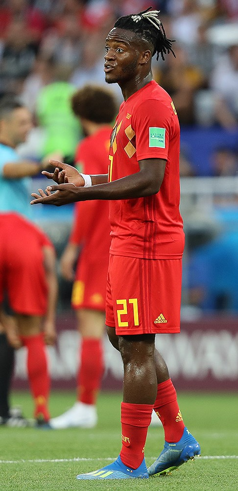 Michy Batshuayi - Wikipedia