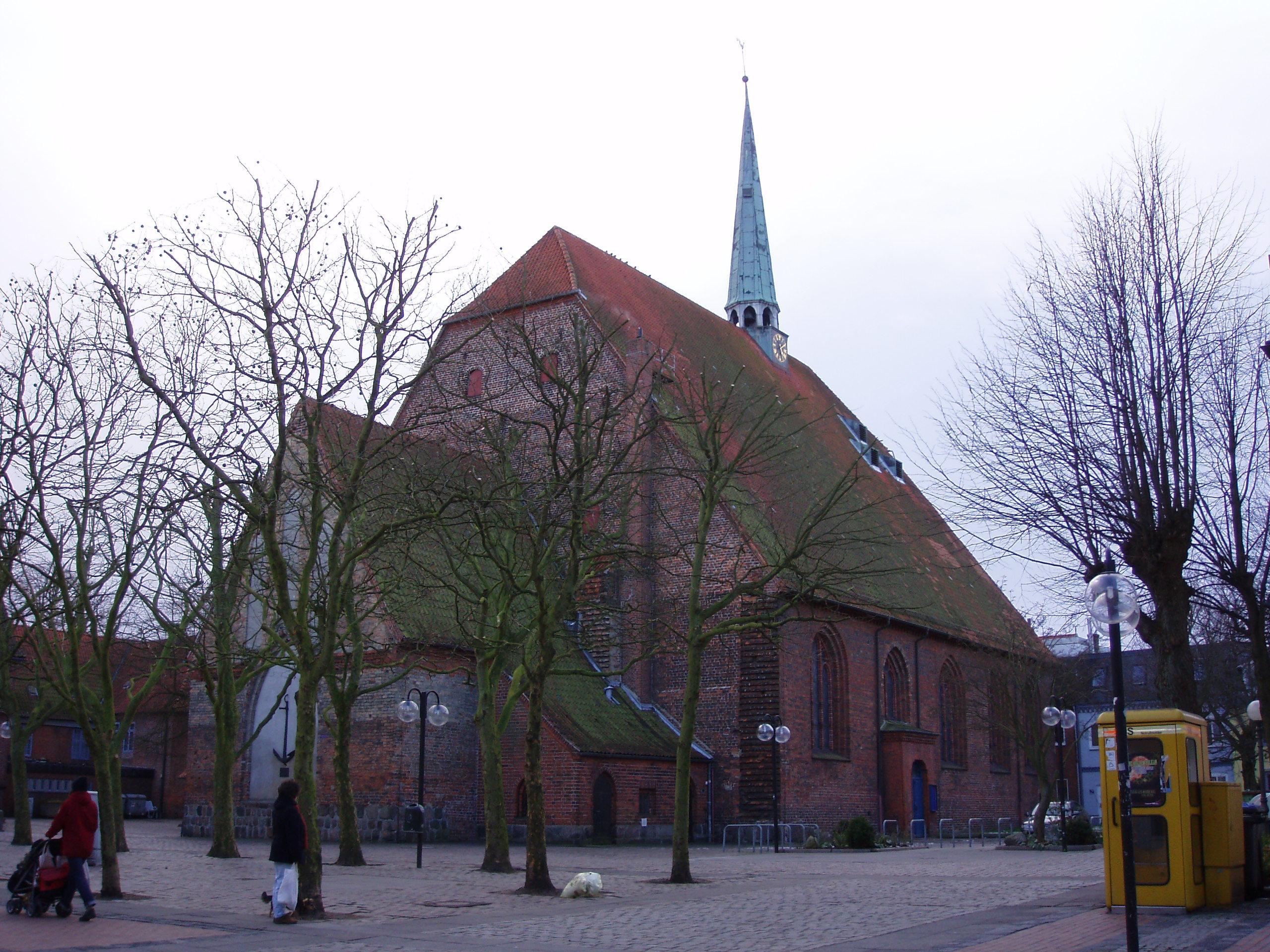 Sankt Nikolaj Kirke (Egernførde)