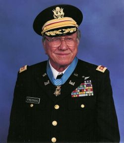 Ed Freeman United States Army Medal of Honor recipient