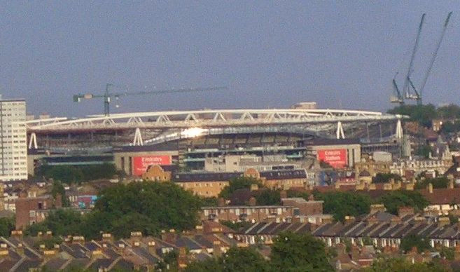 Emirates Stadium History File Emirates Stadium 09 Jpg