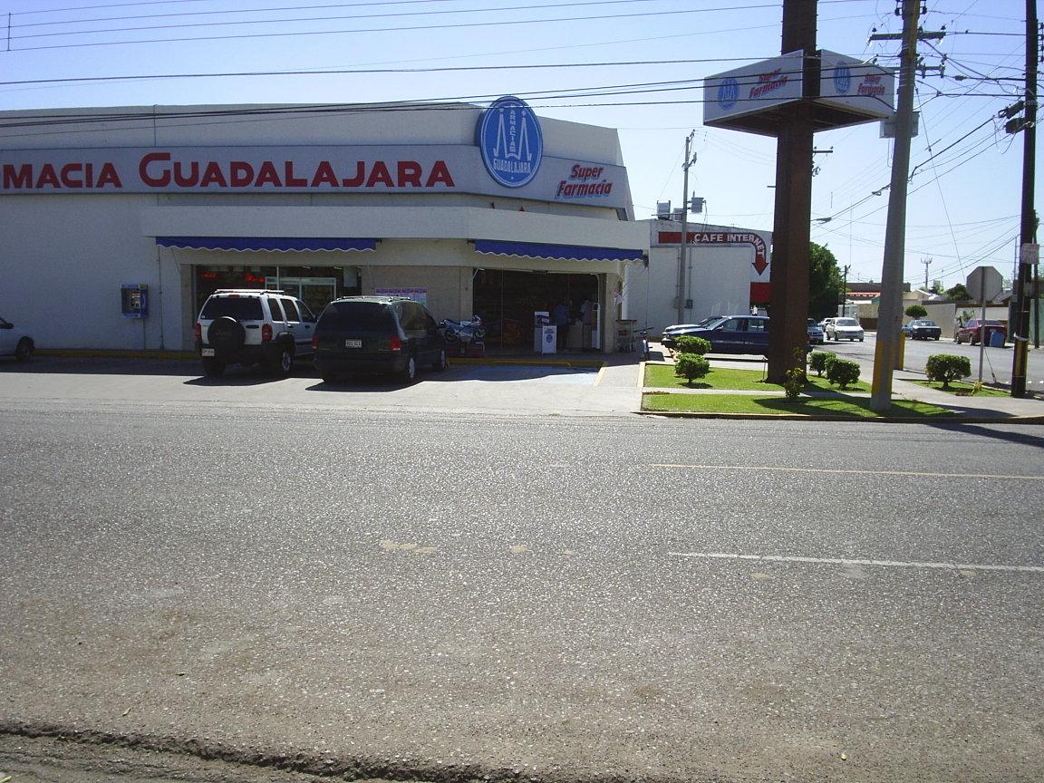 Farmácia Guadalajara – Wikipédia, a enciclopédia livre