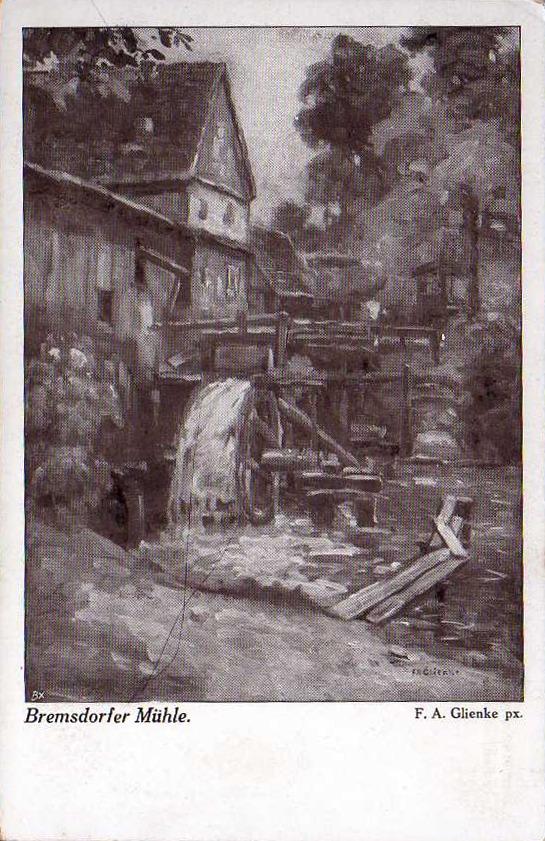 Ferdinand August Glienke - Bremsdorfer Mühle.jpg