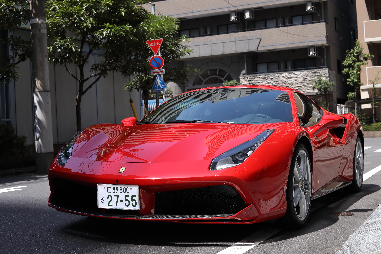 File Ferrari 488gtb By Japan Specification Jpg Wikimedia Commons