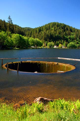 File Fishhawk Lake Columbia County Oregon Scenic Images