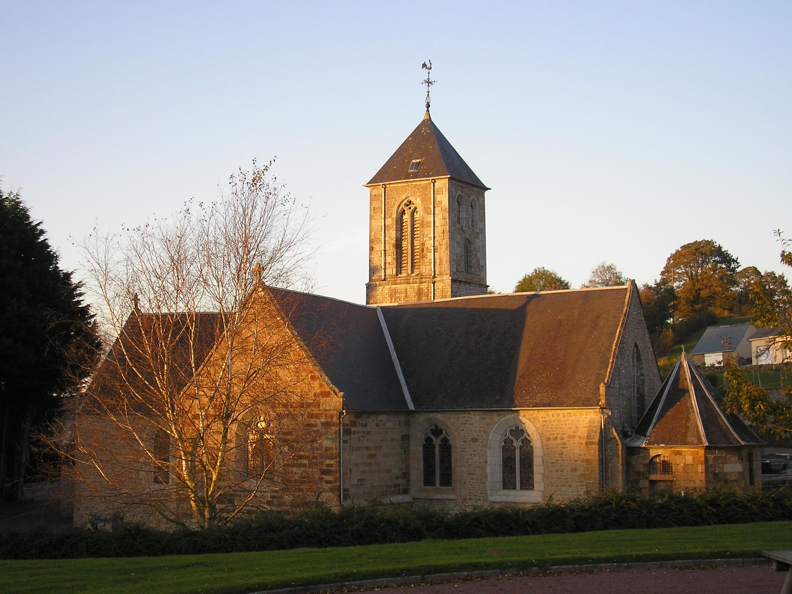 Saint-Manvieu-Bocage