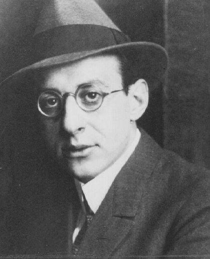 Portrait of Fritz Perls