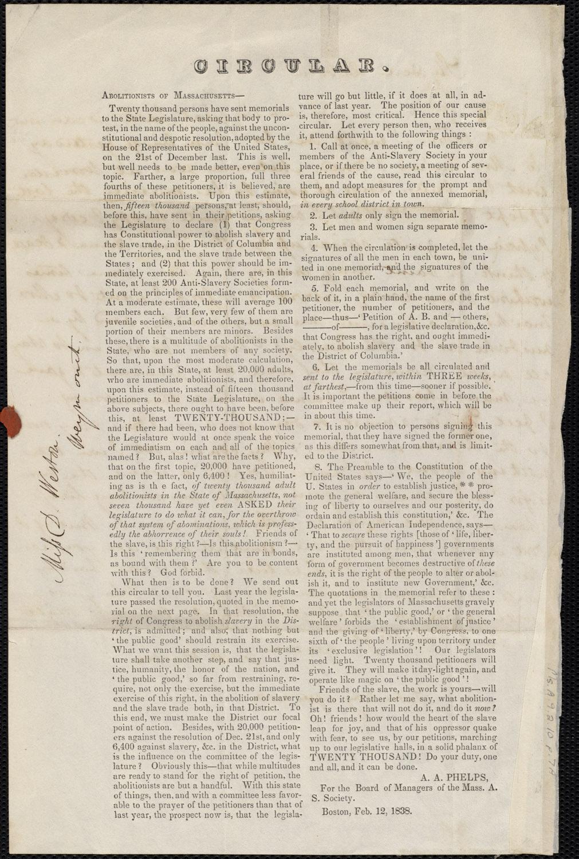 From Anne Warren Weston to Deborah Weston; 1838? p2.jpg