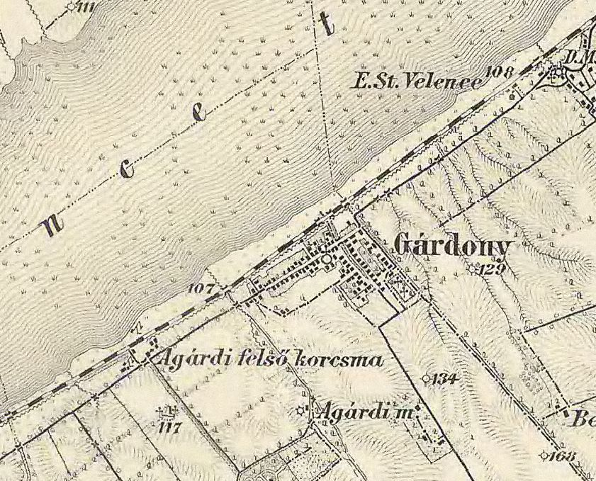 File Gardony Harmadik Katonai Felmeres Terkepe Jpg Wikimedia Commons
