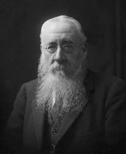 George Saintsbury, photographed by [[James Lafayette