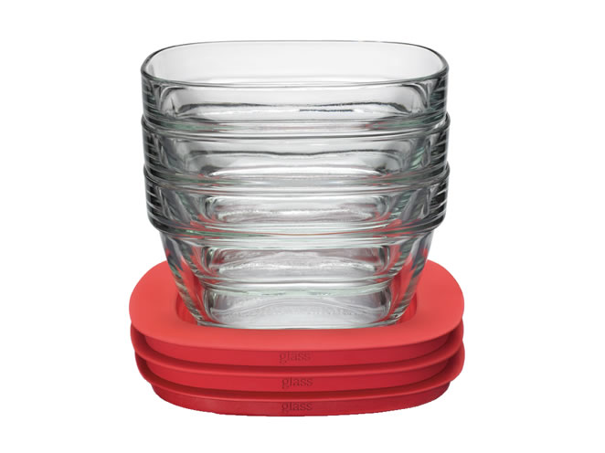 Glass Kitchen Container Sets