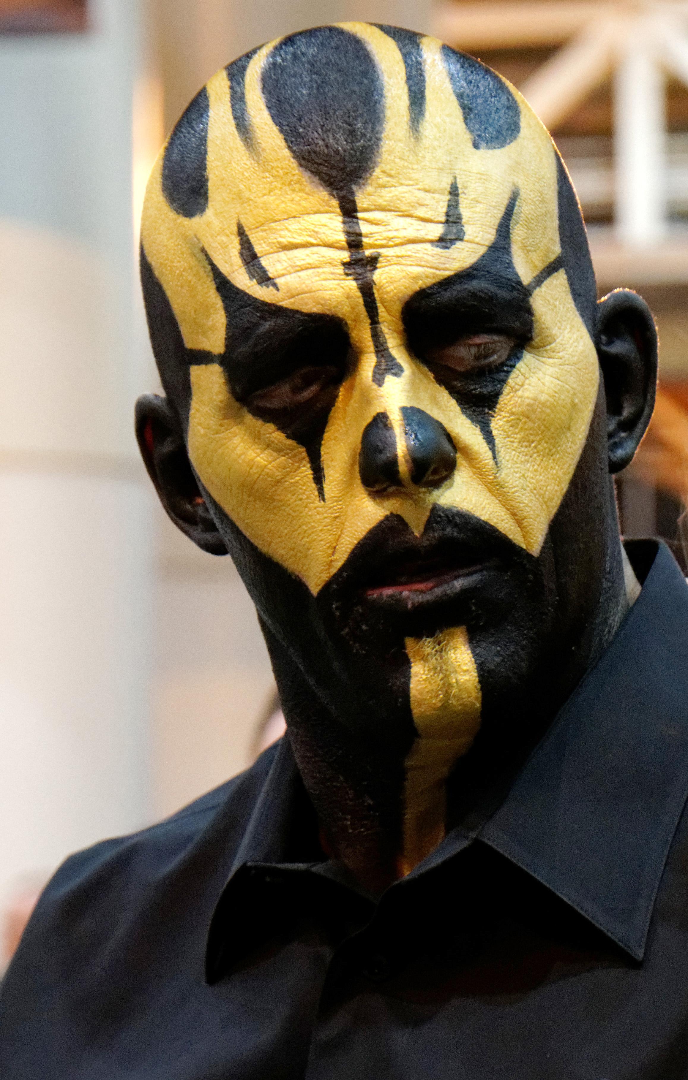 Gold Paint Dust 3