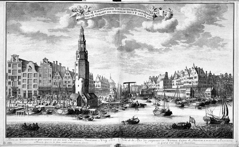 Afbeeldingsresultaat voor vismarkt amsterdam