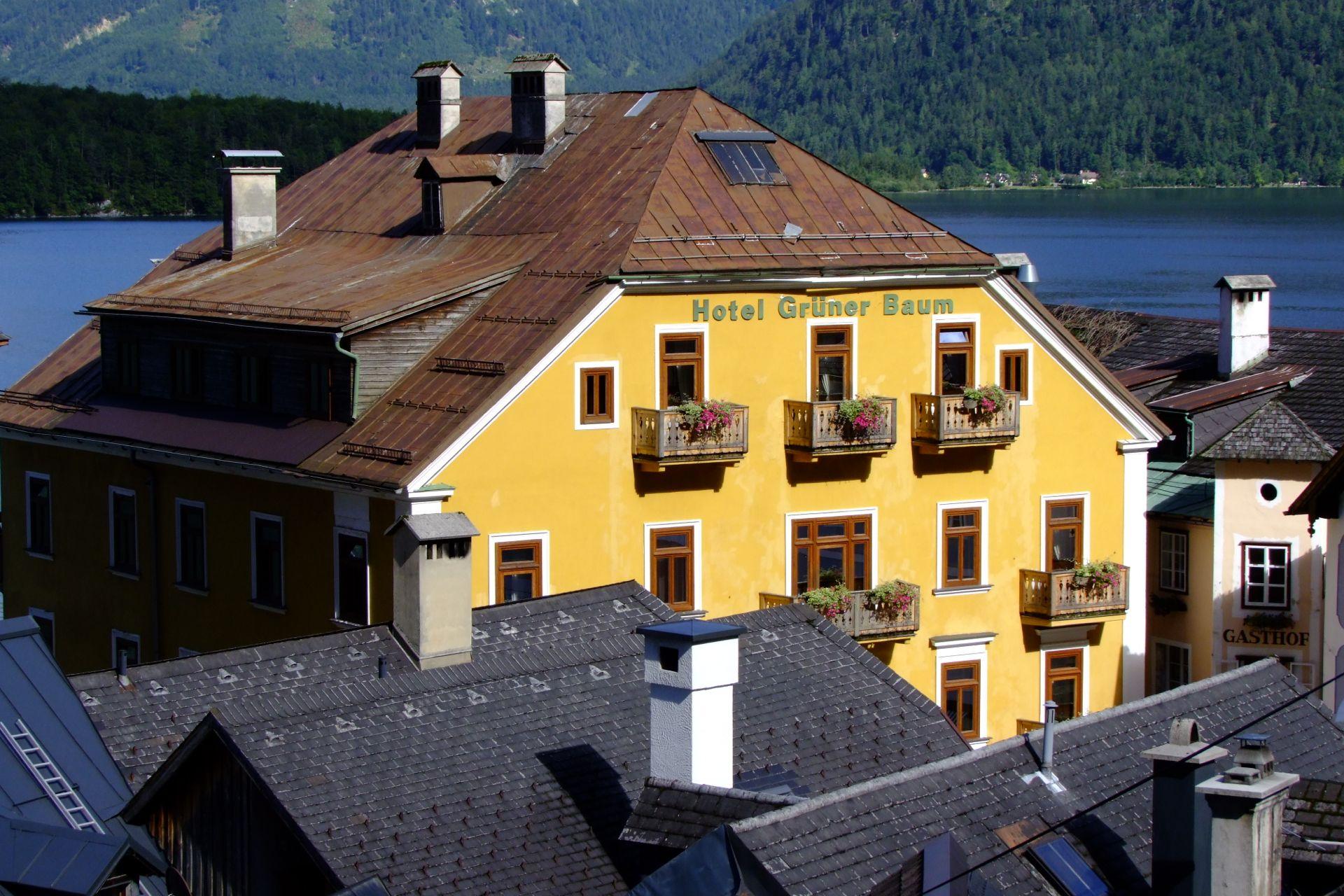 Heritage Hotel Hallstatt Hallstatt Osterreich