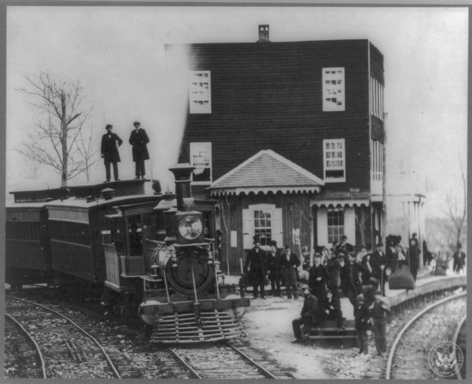 Hanover Junction Railroad Station
