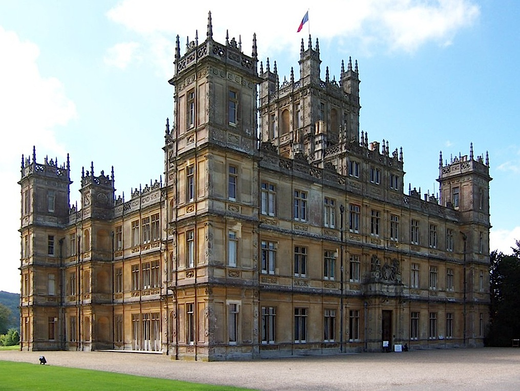 downton abbey highclere castle. Black Bedroom Furniture Sets. Home Design Ideas