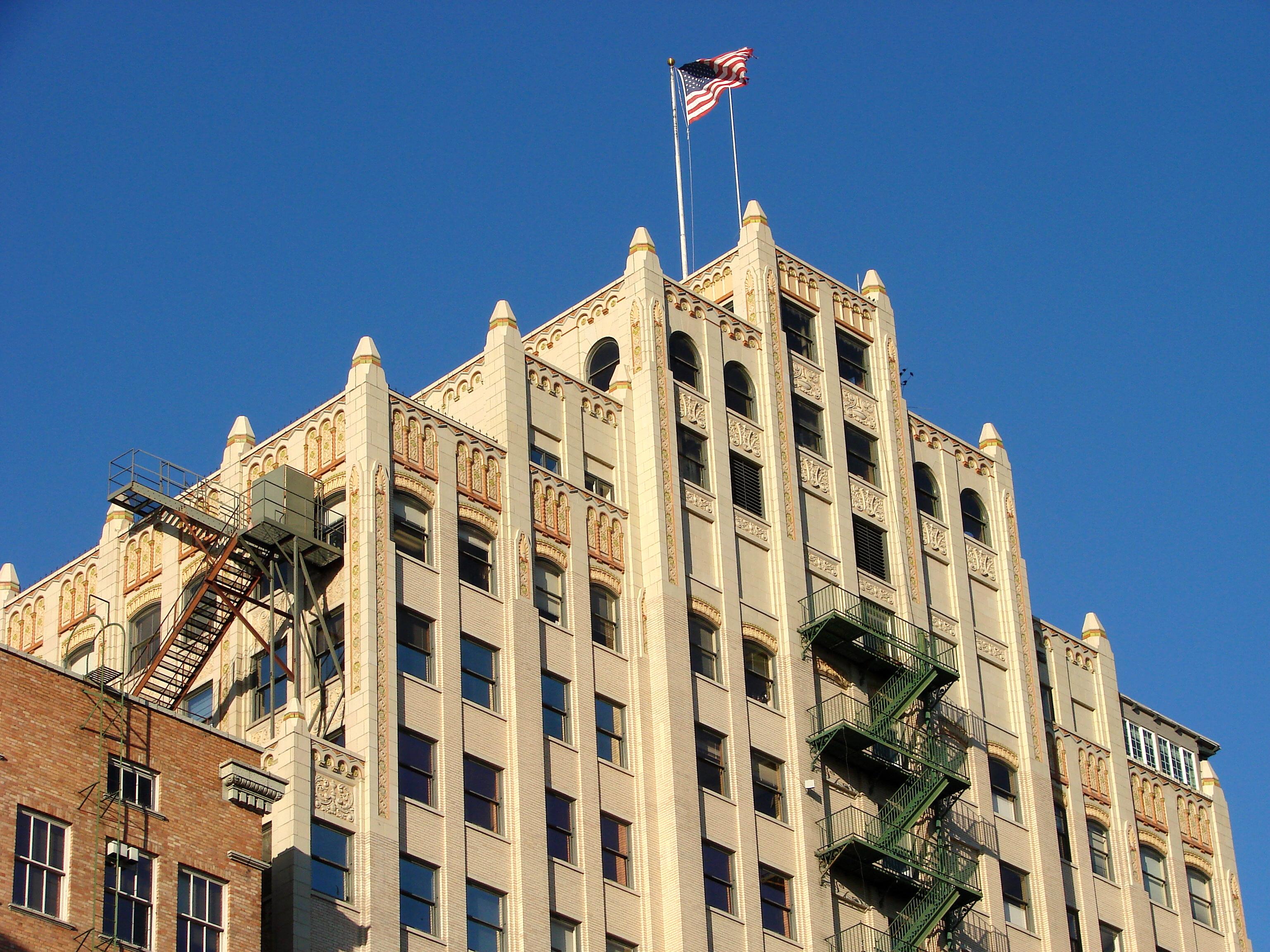 Historic Building in Spokane, WA