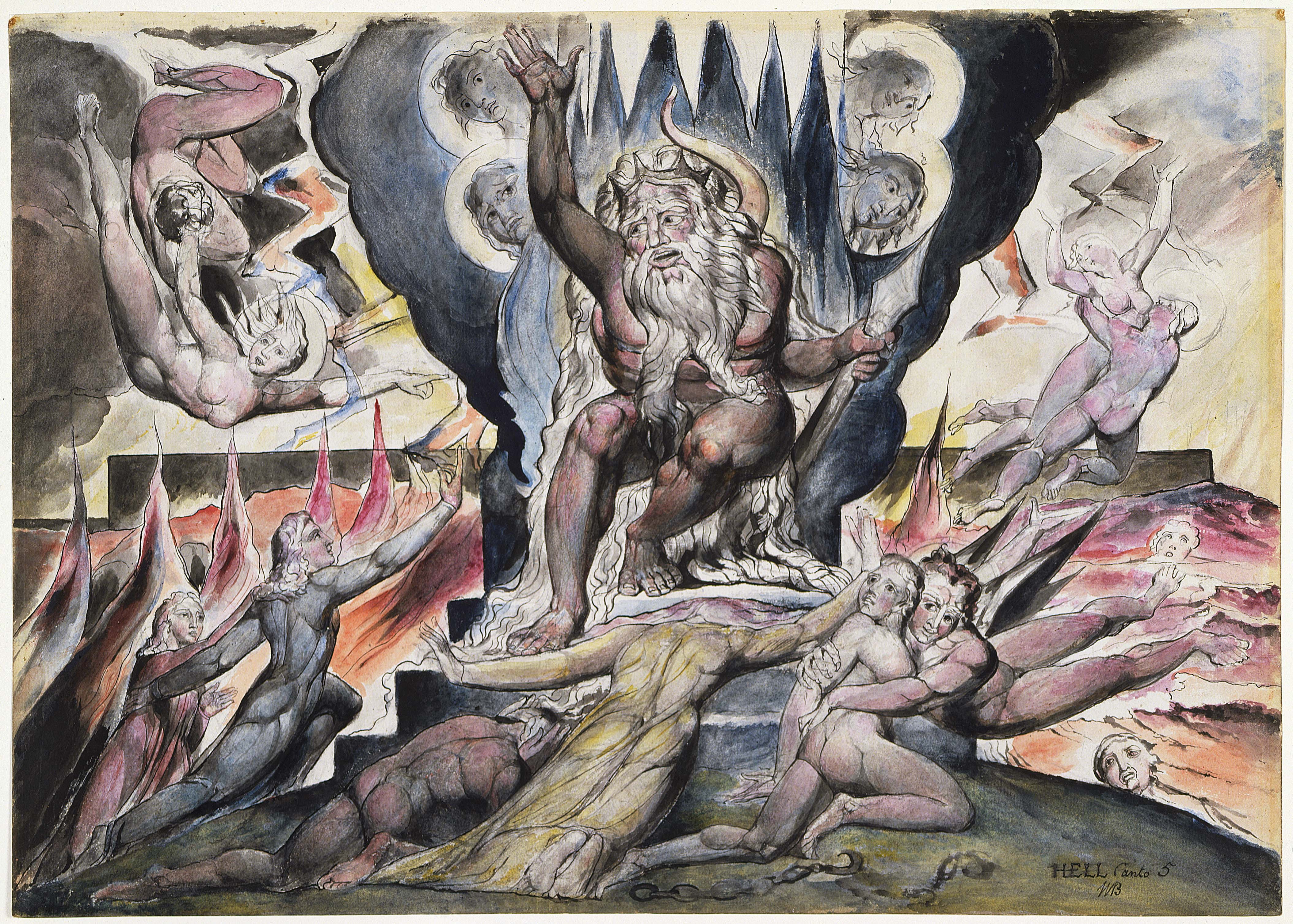 gods divine justice in dantes inferno essay Dante's inferno in dante's inferno com/essays/dantes-inferno/3218 end for which man is made is to be reunited with the divine goodness of god through.