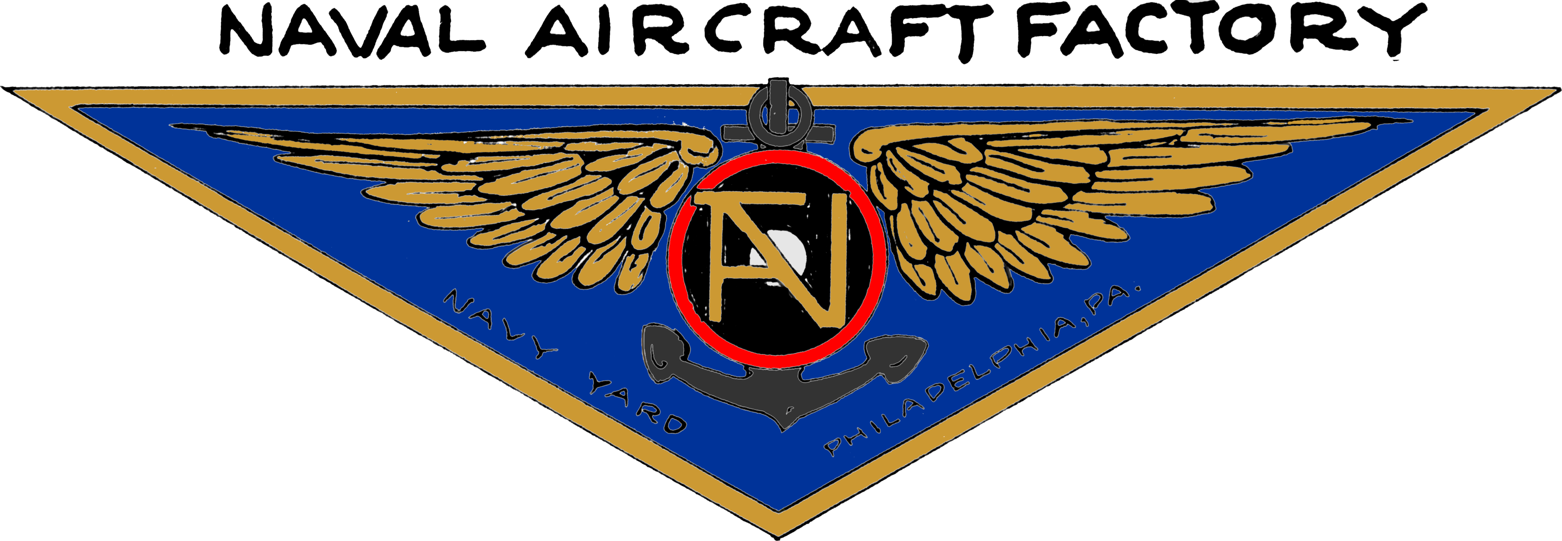 Fileinsignia of the us navy naval aircraft factory in 1951 fileinsignia of the us navy naval aircraft factory in 1951 coloured biocorpaavc