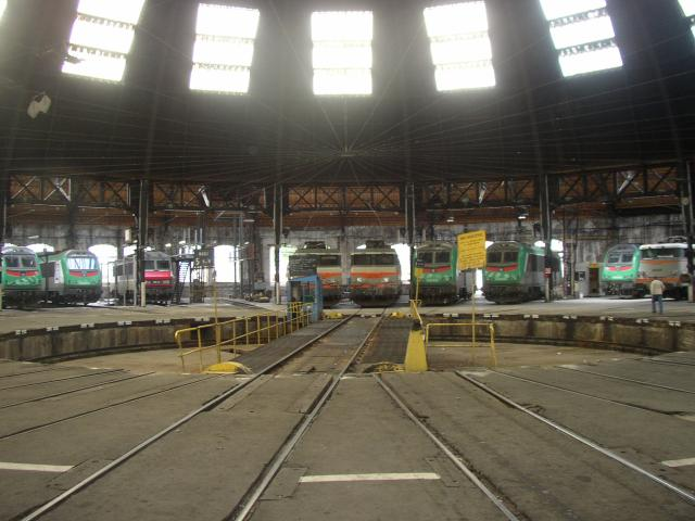 List of railway roundhouses howlingpixel for Nevers chambery
