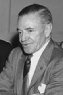 James P. McGranery en 1952.