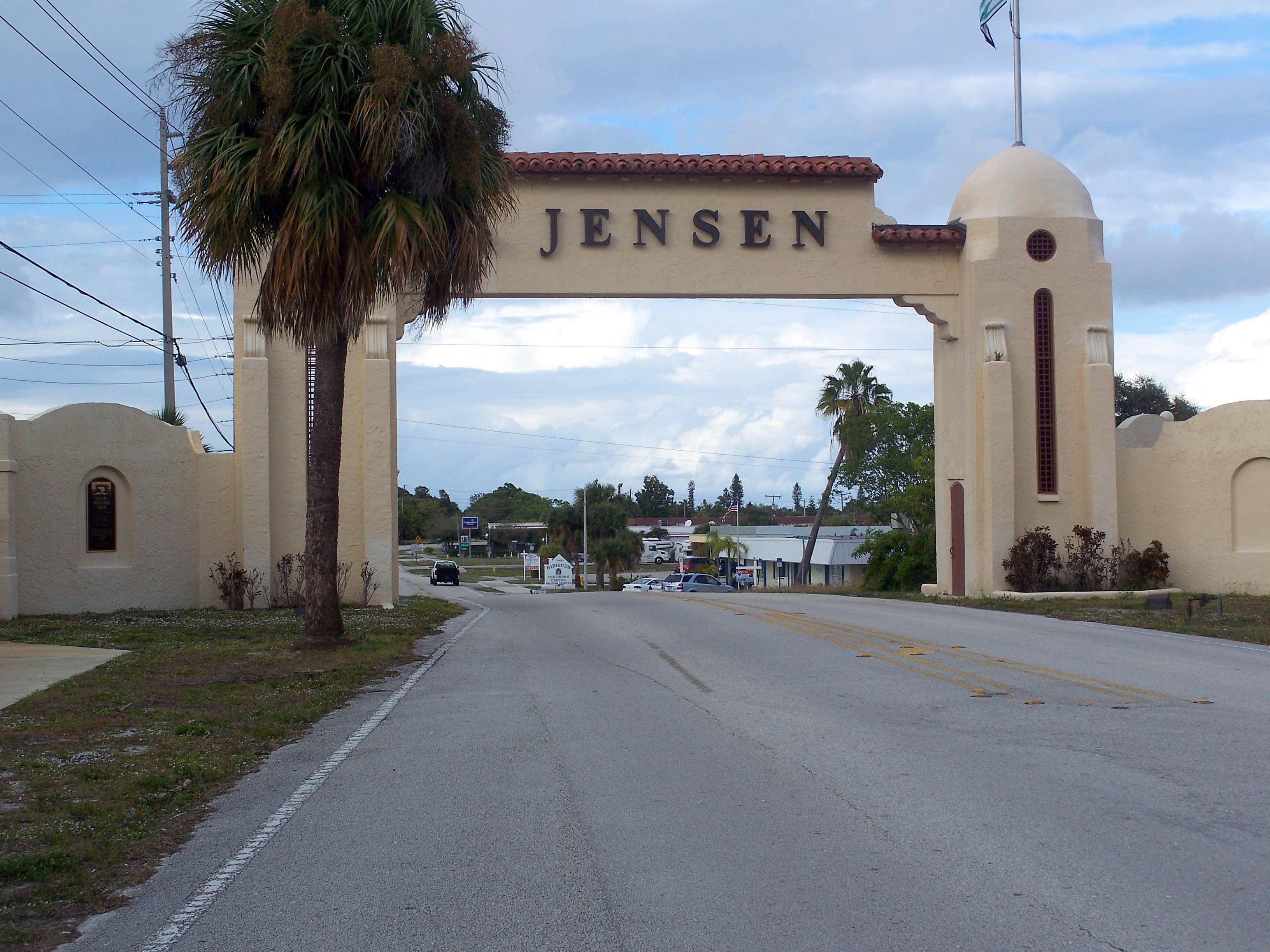 Jensen Beach Fl To Stuart Fl