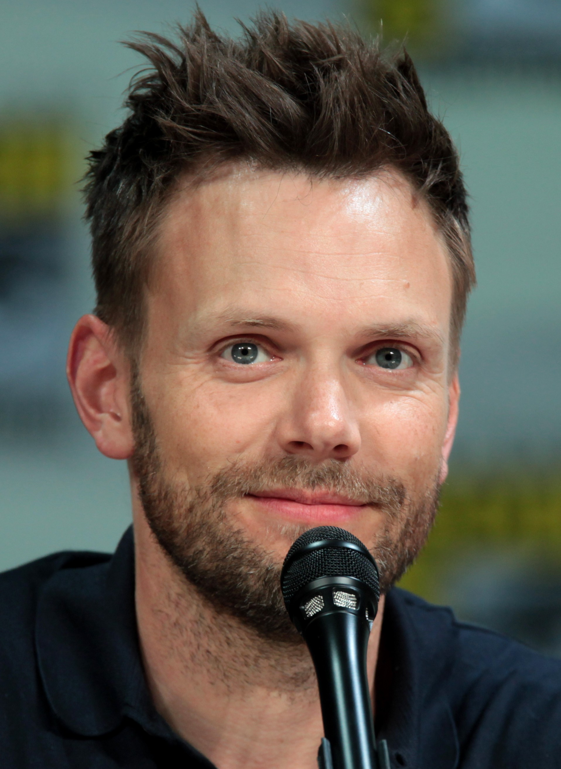 Picture of an author: Joel Mchale
