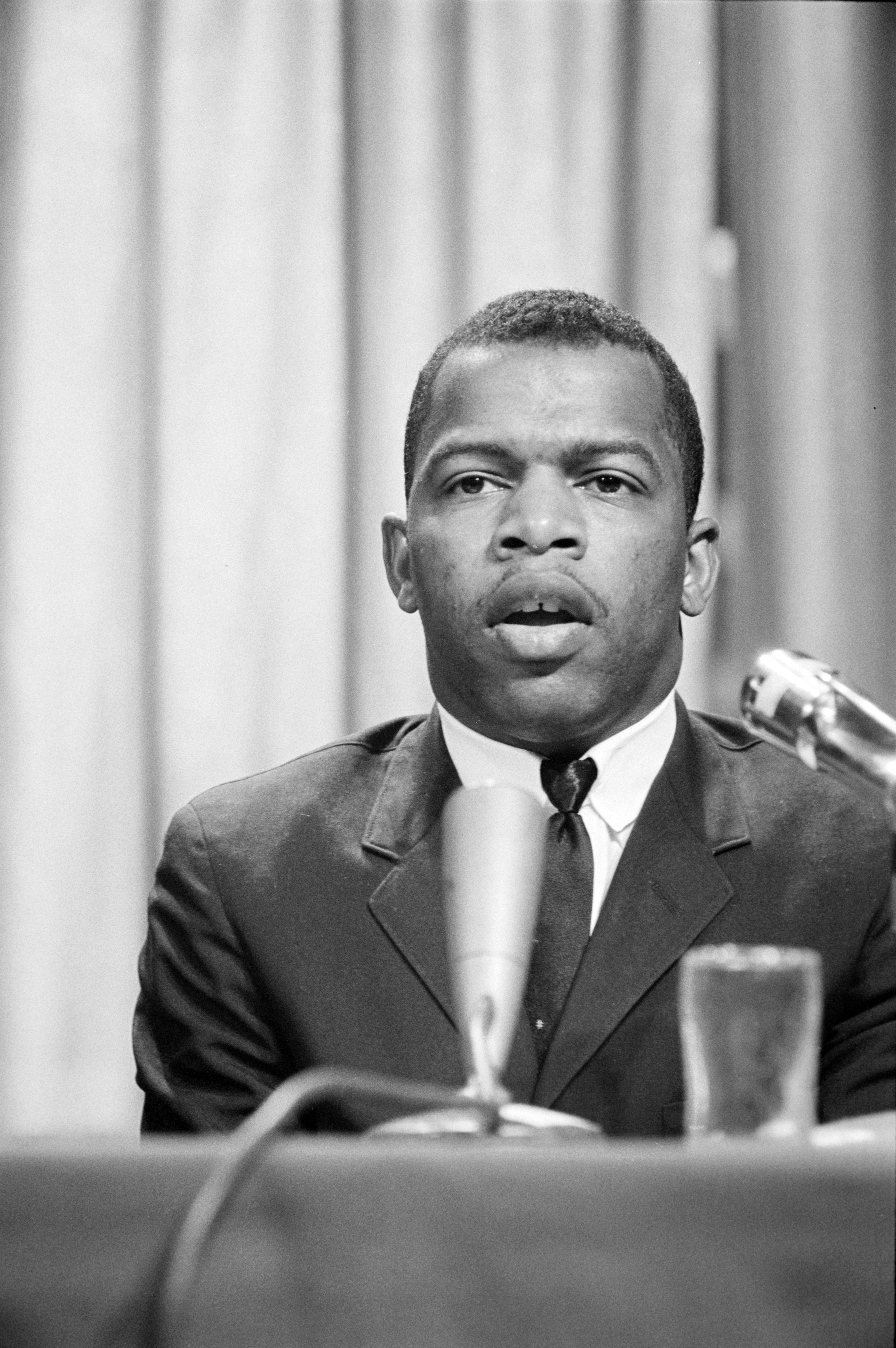 john lewis John lewisis a genuine american hero and moral leader who commands widespread respect in the chamber roll call magazine often called one of the most courageous persons the civil.