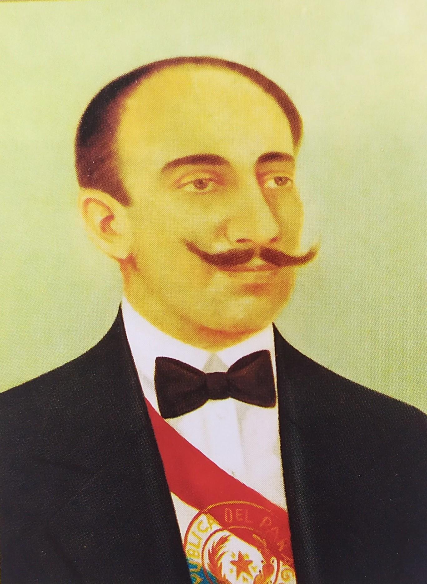 José Pedro Montero President of Paraguay