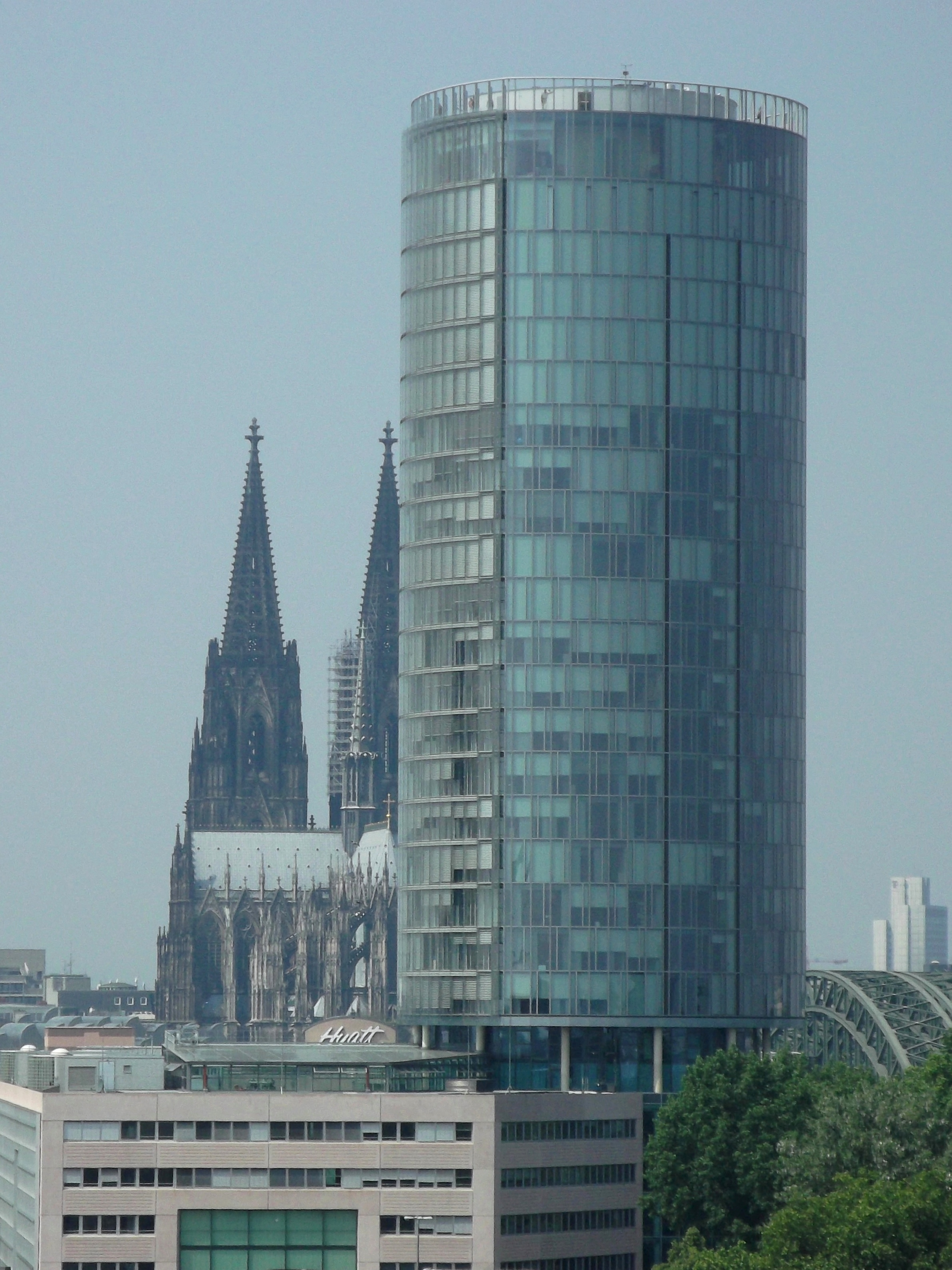 Parkhaus Köln Triangle