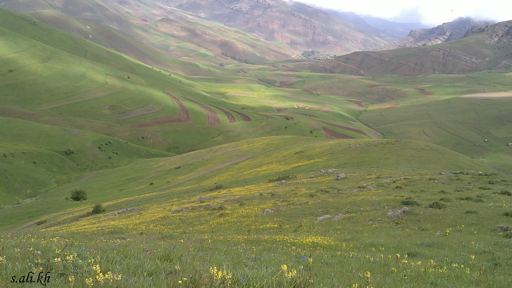 طبیعت زیبای خان کندی
