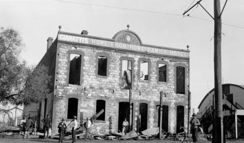 Razaranje Kalgoorlia 1934.