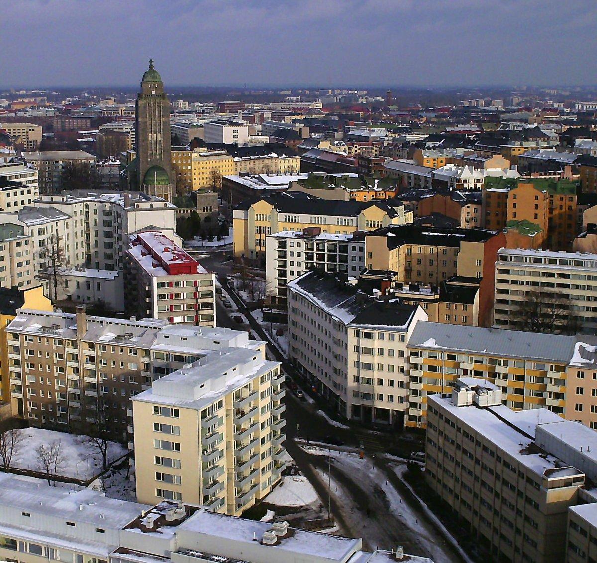 Kallio Helsinki Wikipedia