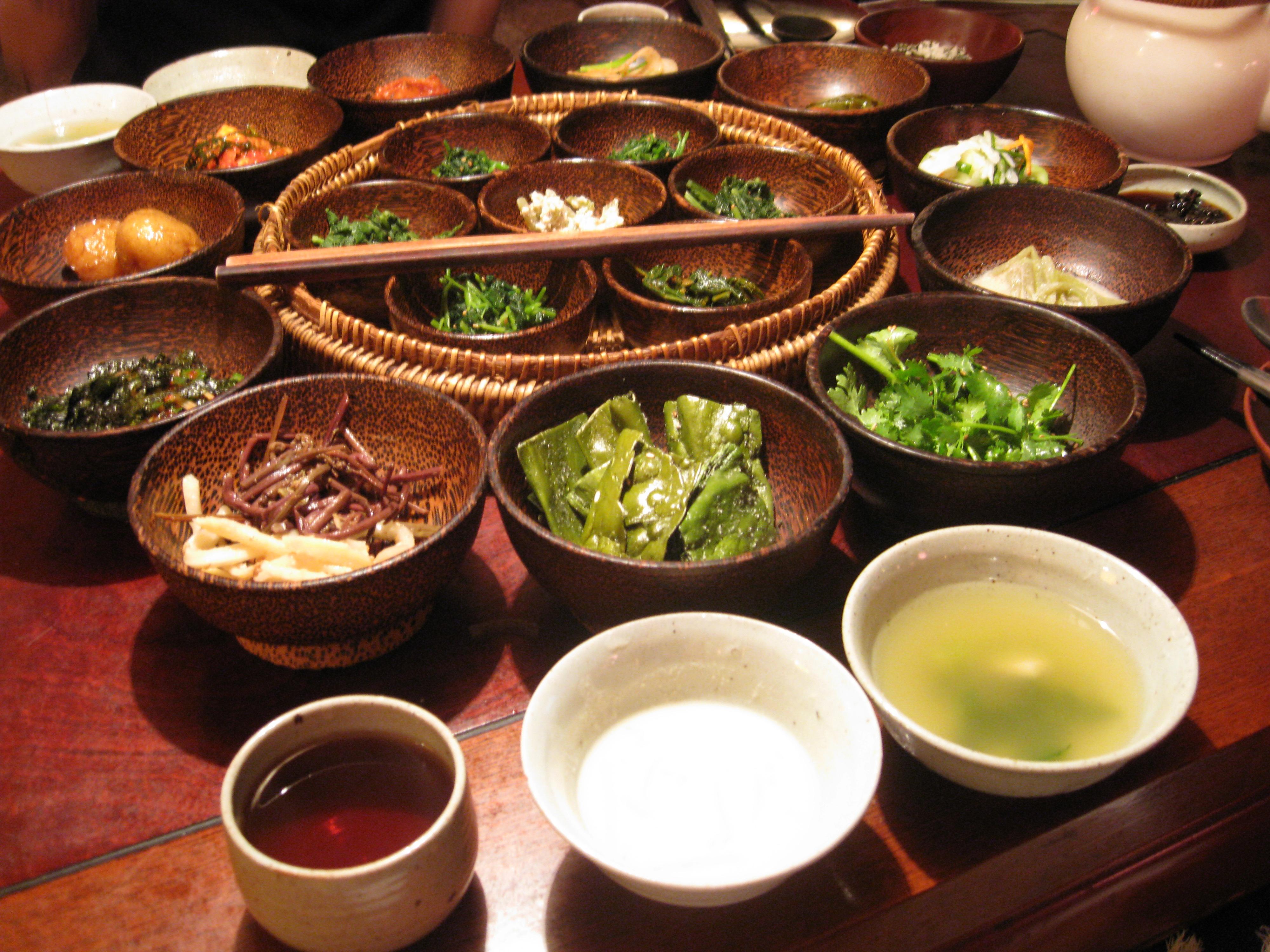 Seoul Temple Food Restaurant