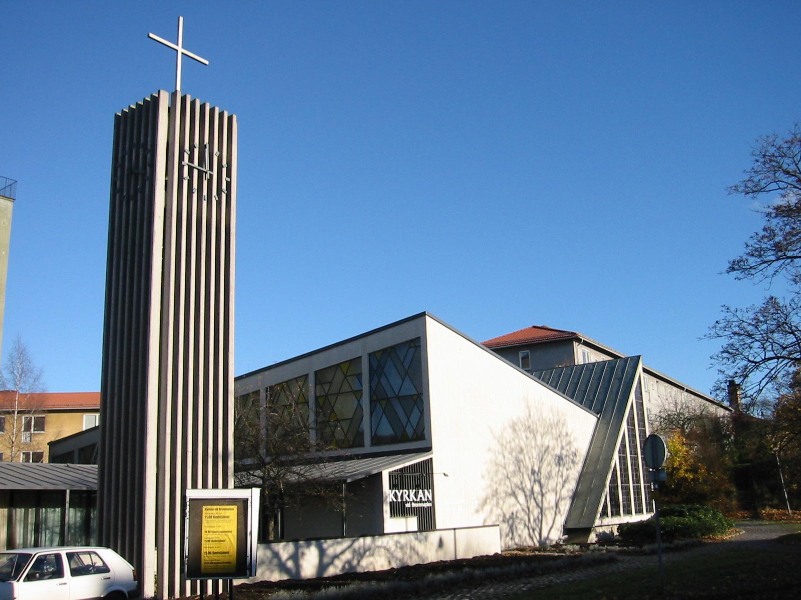 Bild av Kyrkan vid Brommaplan