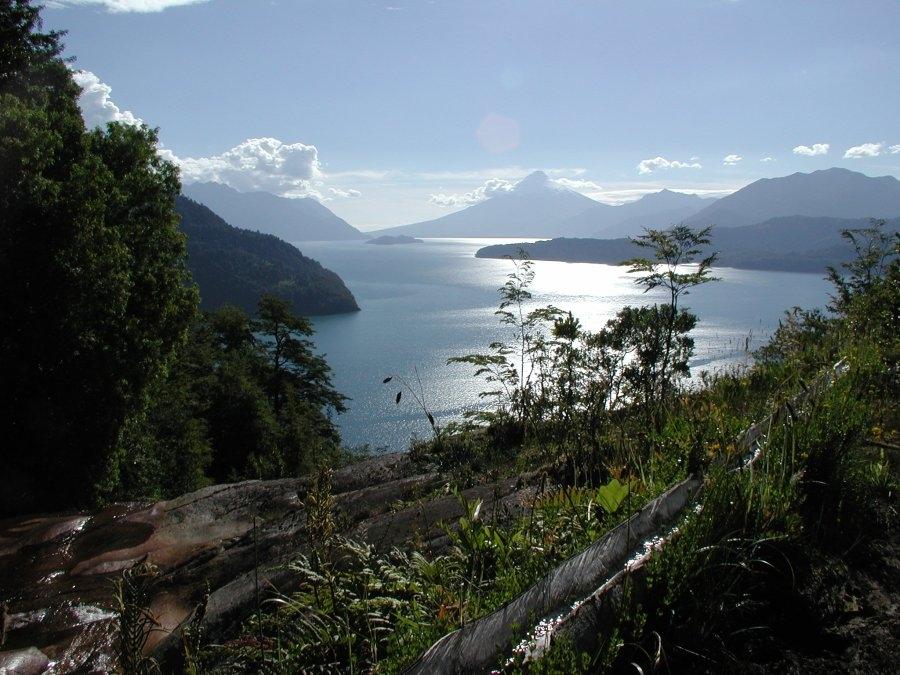 Lake Todos Los Santos