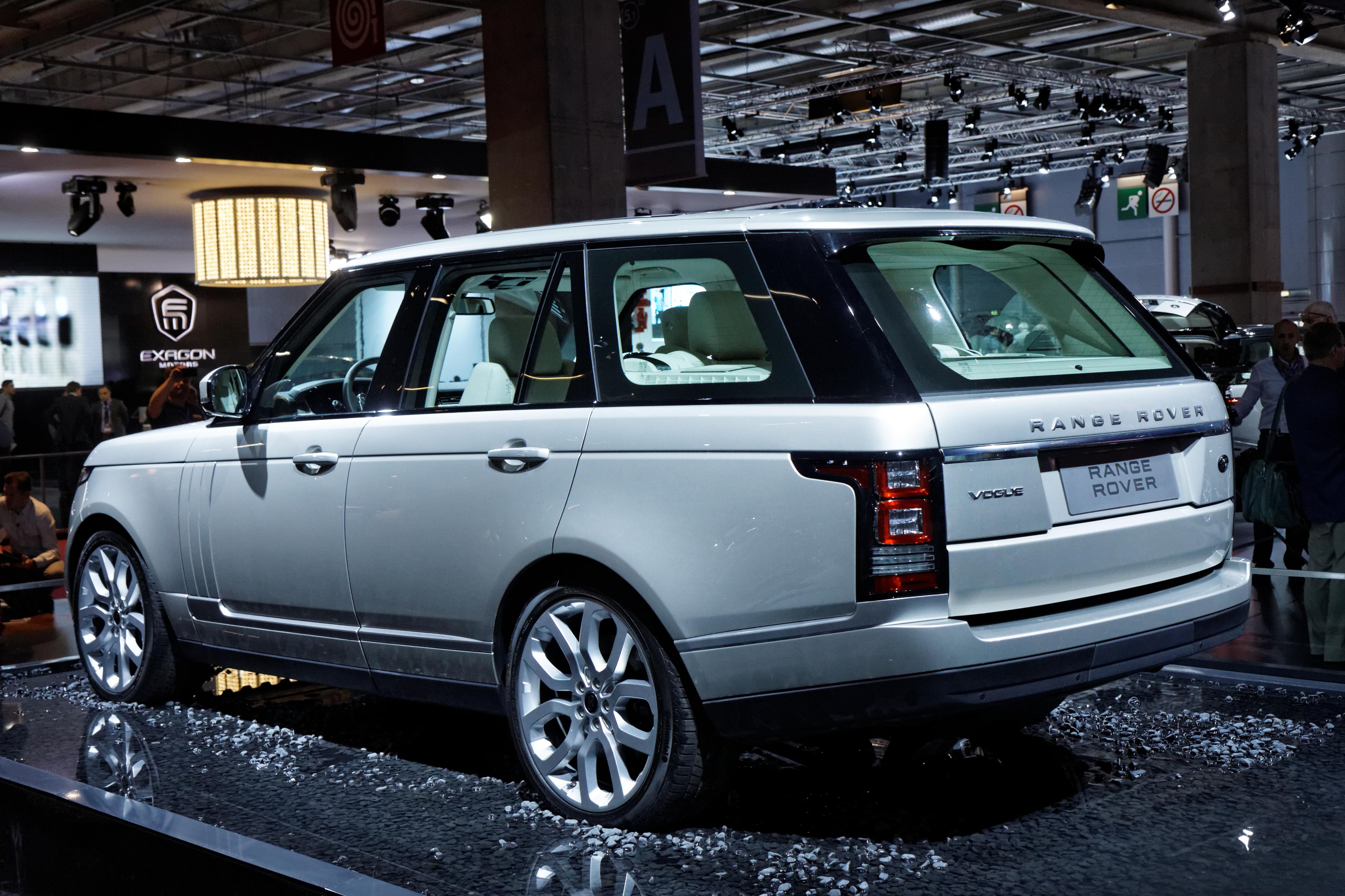 file land rover range rover mondial de l 39 automobile de. Black Bedroom Furniture Sets. Home Design Ideas