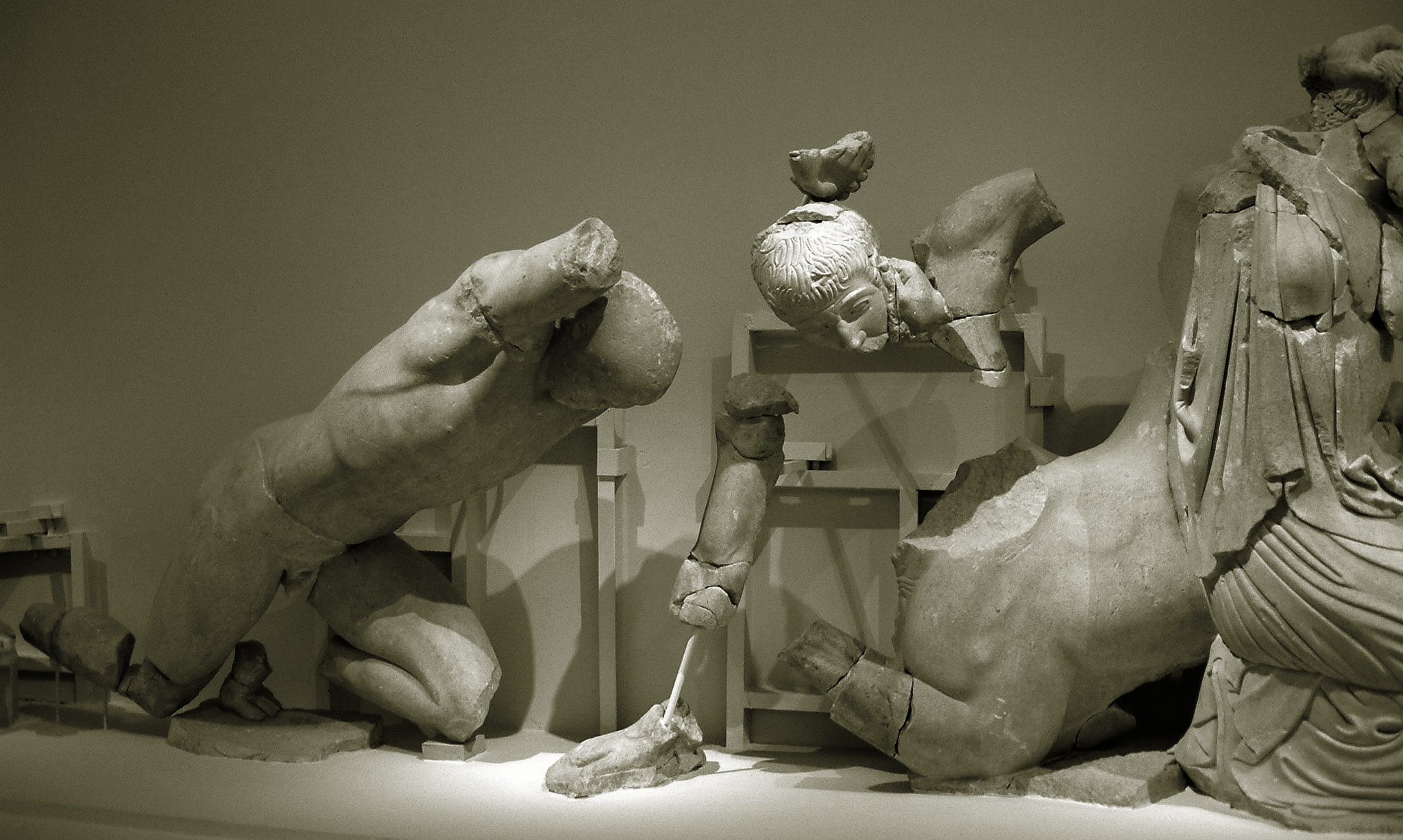 escultura clasico: