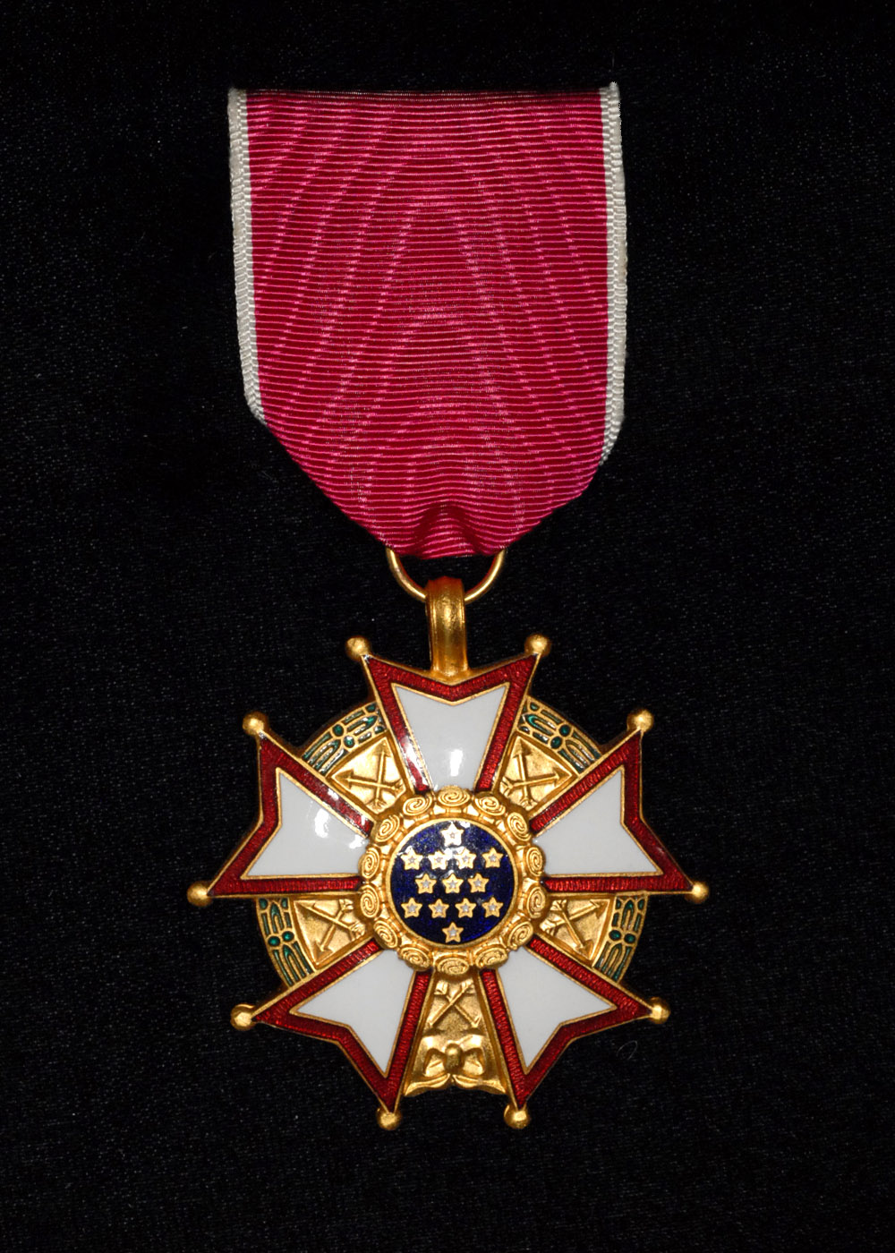 Opinions on legion of merit for Air force decoration writing